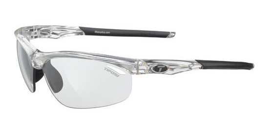Tifosi Sunglasses - Veloce Crystal Clear - Fototec (Light-Adjusting)