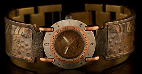 Small Full Moon - WatchCraft (R) Handmade Watch (WFFMV2)