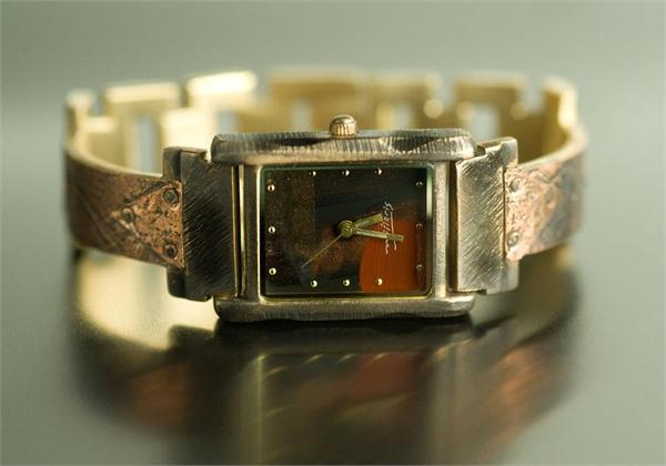 Cloister - WatchCraft (R) Handmade Watch (E2M22)