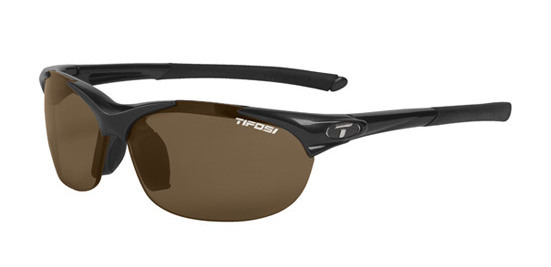 Tifosi Sunglasses - Wisp Gloss Black - Polarized