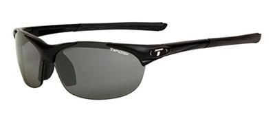 Tifosi Sunglasses - Wisp Matte Black - Golf & Tennis Edition - DISCONTINUED