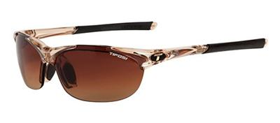 Tifosi Sunglasses - Wisp Crystal Brown - Golf & Tennis Edition - DISCONTINUED