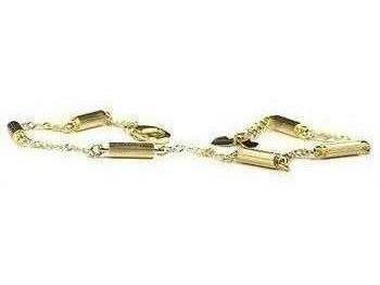 Bars of Gold - Magnetic Therapy Anklet (A-1000)