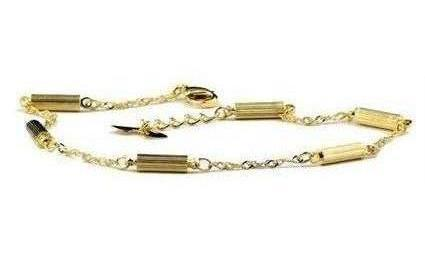 Extra Strength Golden Chains - Magnetic Therapy Anklet (A-1600)