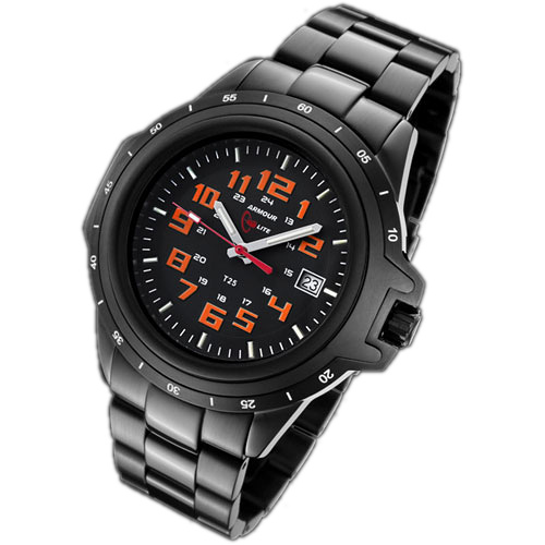 ArmourLite Tritium Watch - ColorBurst Series Stainless Steel AL216 - DISCONTINUED