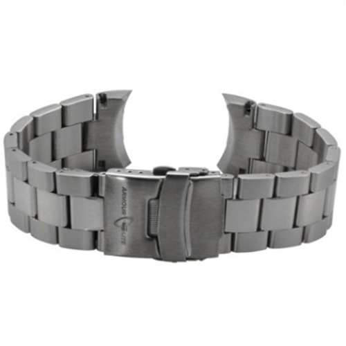 ArmourLite - Replacement Stainless Steel Bracelet AL300SS for Captain Field Series Watches (20mm)