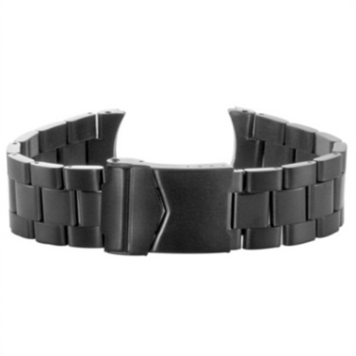 ArmourLite - Replacement Black Stainless Steel Bracelet AL40BLK for Professional Series Watches (22mm)