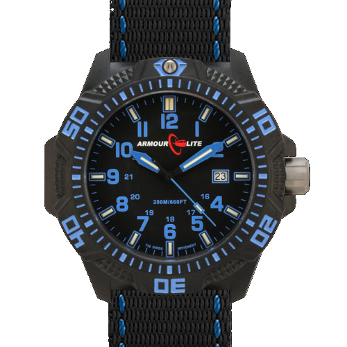 ArmourLite Tritium Watch - Caliber Series AL601