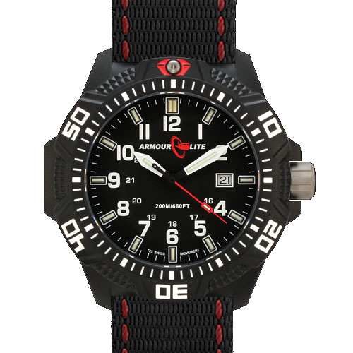 ArmourLite Tritium Watch - Caliber Series AL603