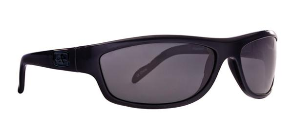Anarchy Sunglasses - Bedlam Shiny Black - DISCONTINUED