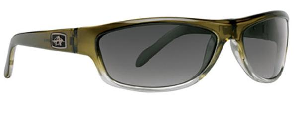 Anarchy Sunglasses - Bedlam Olive Fade - Polarized - DISCONTINUED