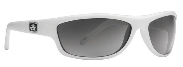 Anarchy Sunglasses - Bedlam White - Polarized