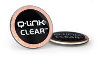 Q-Link CLEAR Black