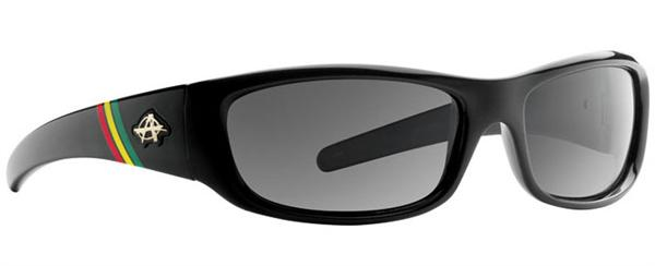Anarchy Sunglasses - Blacken 420 Ebony - Polarized - DISCONTINUED