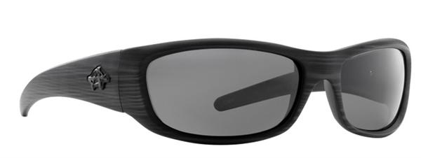 Anarchy Sunglasses - Blacken Road Kill - Polarized -DISCONTINUED