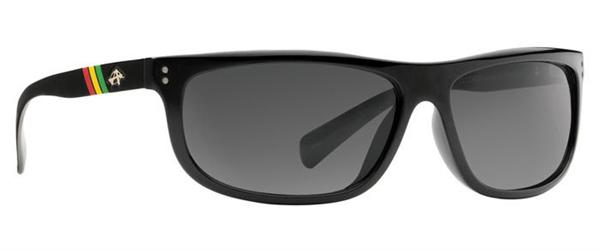Anarchy Sunglasses - Callahan 420 Ebony - Polarized