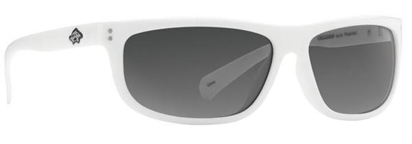 Anarchy Sunglasses - Consultant White - Polarized - DISCONTINUED