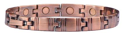 Copper Mystery - Magnetic Therapy Bracelet (CL-15)