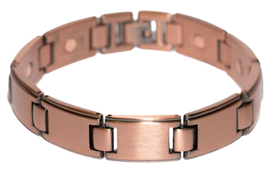 Copper For Him - Magnetic Therapy Bracelet (CL-2)
