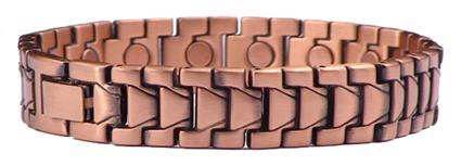 Copper Layered Power - Magnetic Therapy Bracelet (CL-20)