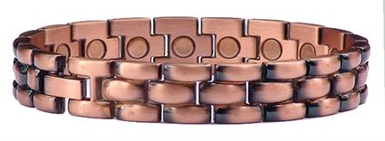 Copper Classic - Magnetic Therapy Anklet (ACL-3)