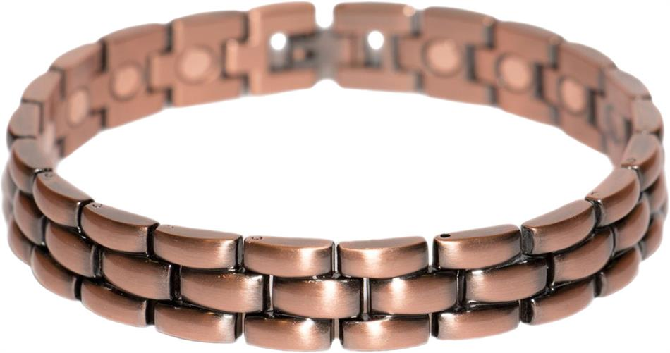 Copper Classic - Magnetic Therapy Bracelet (CL-3)