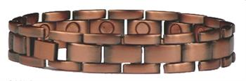 Copper Bricks - Magnetic Therapy Bracelet (CL-4)