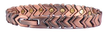 Copper Fast Track - Magnetic Therapy Bracelet (CL-7)