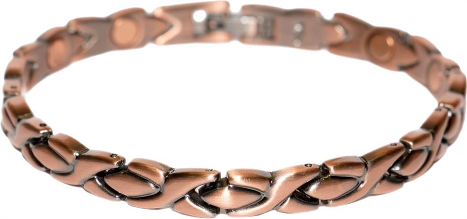 Copper XOXO - Magnetic Therapy Bracelet (CL-8)