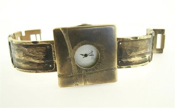 Heaven and Earth - Constructive - WatchCraft (R) Handmade Watch (CONSTRUCTIVE)
