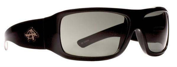Anarchy Sunglasses - Consultant Shiny Black - DISCONTINUED