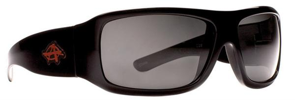 Anarchy Sunglasses - Consultant Jet - Polarized - DISCONTINUED