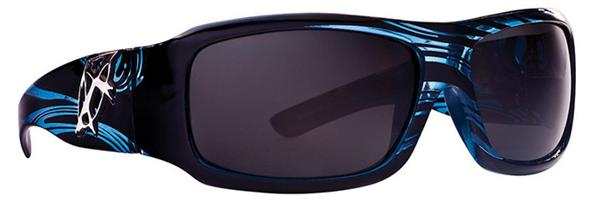 Anarchy Sunglasses - Consultant Tribal Blue - Polarized - DISCONTINUED