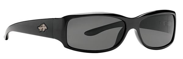 Anarchy Sunglasses - Control Shiny Black - Polarized - DISCONTINUED
