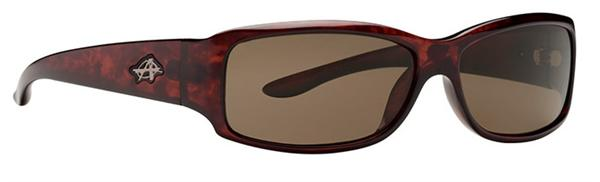Anarchy Sunglasses - Control Shiny Tortoise - Polarized - DISCONTINUED