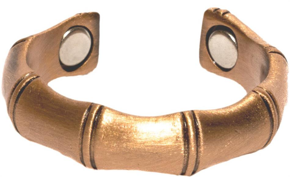 Copper Suspense - Magnetic Therapy Ring (CCR-118)