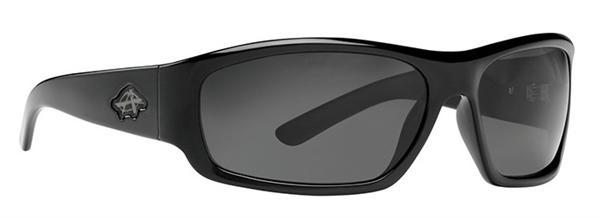 Anarchy Sunglasses - Covert Shiny Black - Polarized - DISCONRINUED