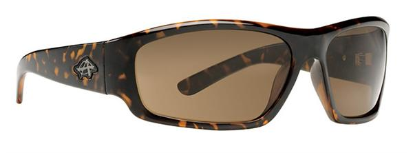 Anarchy Sunglasses - Covert Shiny Tortoise - Polarized - DISCONTINUED