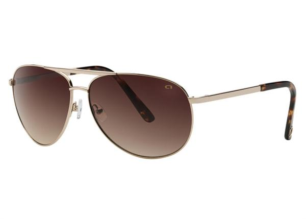 Angel Sunglasses - Craze - Gold Frame with Brown Lens - DISCONTINUED