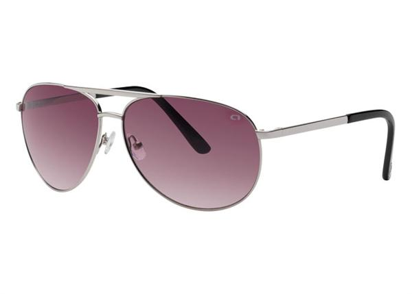 Angel Sunglasses - Craze - Silver Frame with Lavender Lens - DISCONTINUED