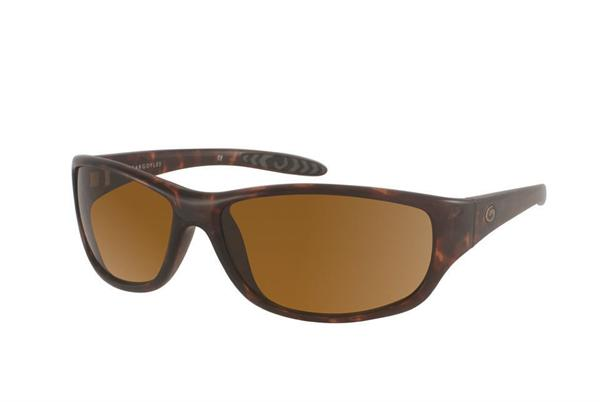 Gargoyles Sunglasses - Fabricator Tortoise with Brown Polarized Lens - Classic Collection- DISCONTINUED
