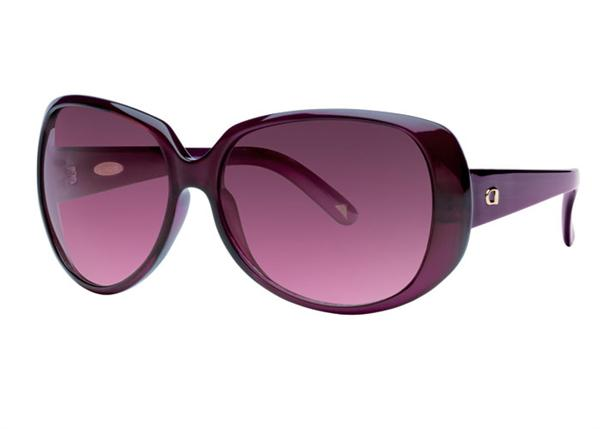 Angel Sunglasses - Grace - Lavender Frame with Lavender Gradient Lens - DISCONTINUED