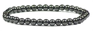 Hematite Spheres - Magnetic Therapy Anklet