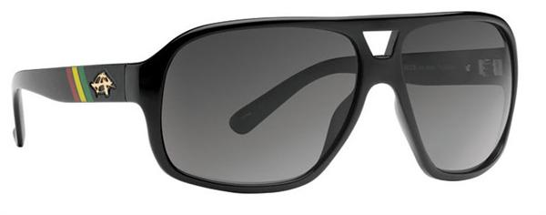 Anarchy Sunglasses - Indie 420 Ebony - Polarized - DISCONTINUED