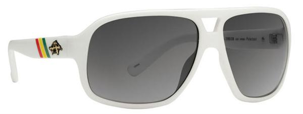 Anarchy Sunglasses - Indie 420 Ivory - Polarized - DISCONTINUED