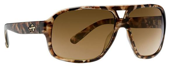 Anarchy Sunglasses - Indie Tortoise - Polarized - DISCONTINUED