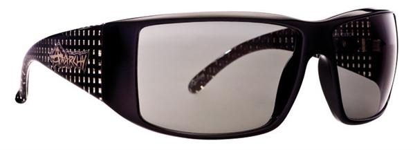 Anarchy Sunglasses - Iniquity Black Check - DISCONTINUED
