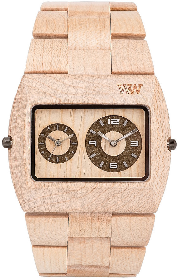 WeWood Wooden Watch - Jupiter Beige (wwood0091) - DISCONTINUED