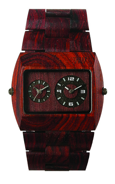 WeWood Wooden Watch - Jupiter Brown (wwood010) - DISCONTINUED