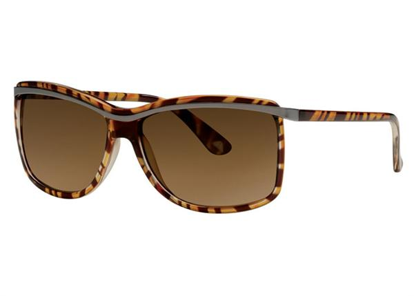 Angel Sunglasses - Katt - Tortoise Frame with Brown Polarized Lens- DISCONTINUED